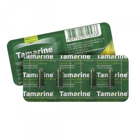 Tamarine 12mg Com 4 Cápsulas| Drogasil.com Foto 1
