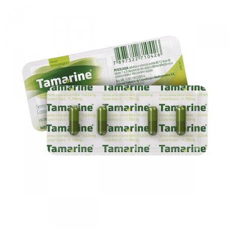 Tamarine 6mg 4 Cápsulas | Drogasil.com Foto 1