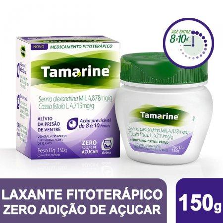 Tamarine Geléia Zero Açúca 150g |