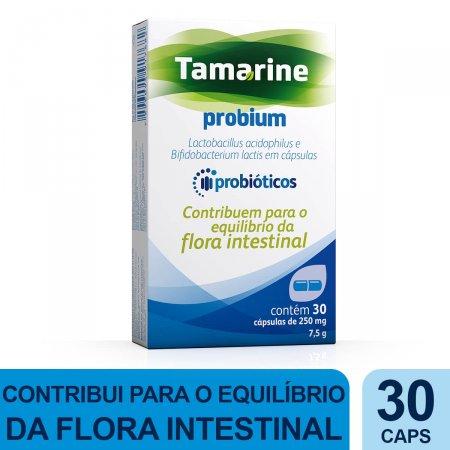 Tamarine Probium Com 30 Cápsulas | Drogasil.com Foto 2