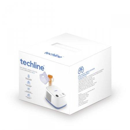 Inalador de Ar Comprimido Tech Line NB-03