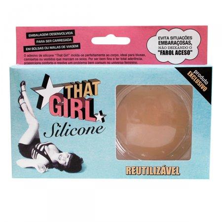 Adesivo de Silicone That Girl