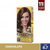 Tintura Cor&Ton Niely 6.7 Chocolate