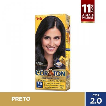 Tintura Niely Cor&Ton 2.0 Preto