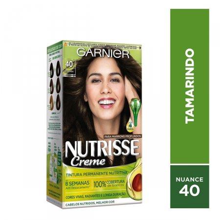 NUTRISSE COLORAÇÃO PERMANENTE KIT 40 TAMARINDO