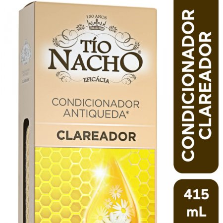 Condicionador Tio Nacho Antiqueda Clareador