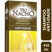 Shampoo Tio Nacho Antiqueda e Anti-idade