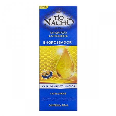 Shampoo Tio Nacho Antiqueda Engrossador