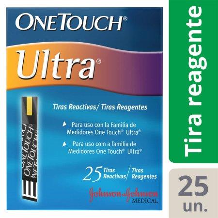 Tiras para Controle de Glicemia One Touch Ultra