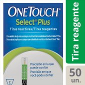 TIRAS ONETOUCH SELECT PLUS 50