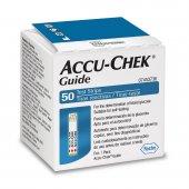 Tiras para Controle de Glicemia Accu Chek Guide