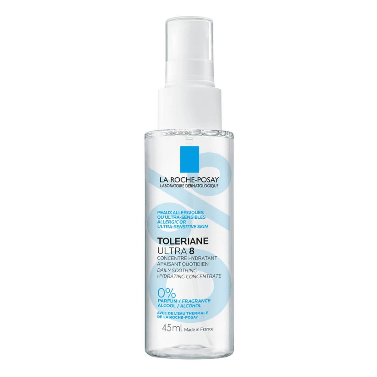 Hidratante Facial em Spray La Roche-Posay Toleriane Ultra 8 Peles Sensíveis com 45ml 45ml