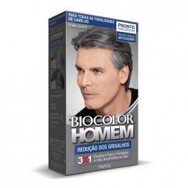 Tonalizante Biocolor Homem Redução de Grisalhos 1 Unidade