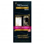 Kit Tresemmé Shampoo Tresplex 400ml + Condicionador Tresemmé 200ml
