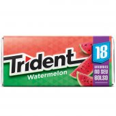 Goma de Mascar Trident Watermelon