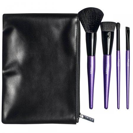 Kit Pincéis de Maquiagem Triss + Necessaire Edição Limitada