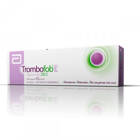 Trombofob Gel 200U/g