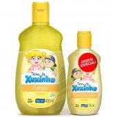 Kit Shampoo + Condicionador Baruel Turma da Xuxinha Suave 1 Unidade