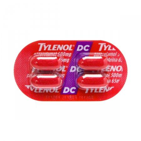 Tylenol DC 500mg