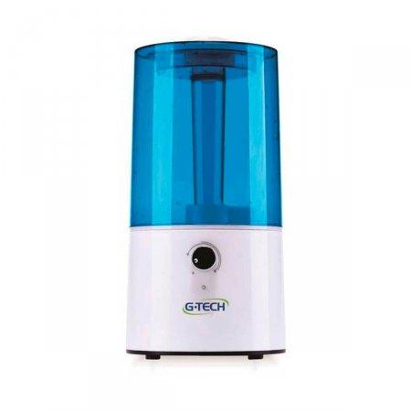 Umidificador de Ar Ultrassônico G-Tech Allergy Free HM 3 Litros Bivolt com 1 unidade