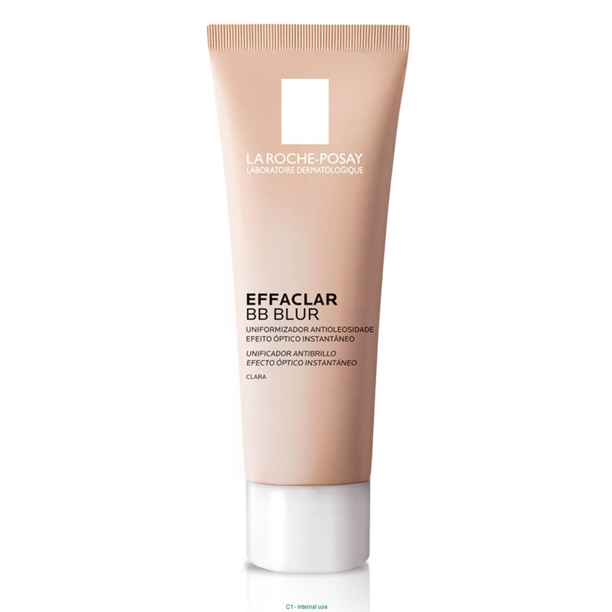 Uniformizador Facial La Roche-Posay Effaclar BB Blur Clara Antioleosidade com 20ml 20ml