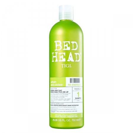 Shampoo Bed Head Urban Anti+Dotes Re-Energize 750ml | Drogasil.com Foto 1