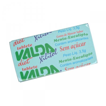 Valda Diet Chiclete