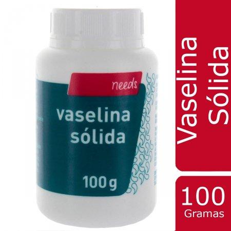 NEEDS VASELINA SOLIDA 100G