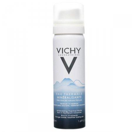 Água Termal Vichy 50ml | Drogasil.com Foto 1