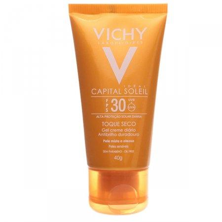 VICHY CAPITAL SOLEIL TOQUE SECO FPS30 40G