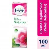 VEET CREME DEPILATORIO NATURALS CAMELIA 100ML