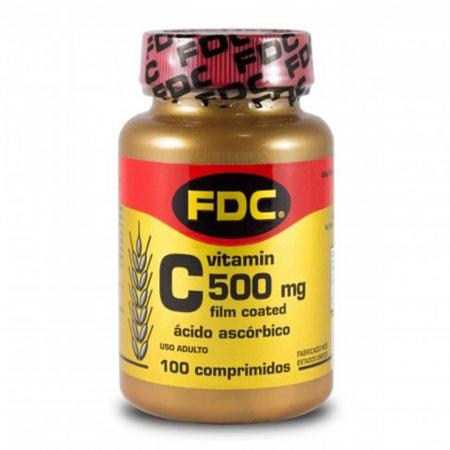 Vitamina C 500mg FDC
