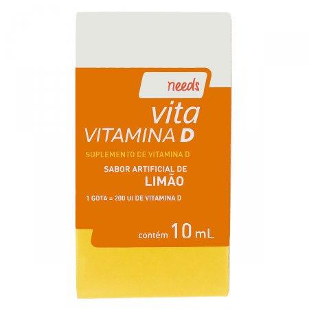 Vitamina D Needs Vita 200UI