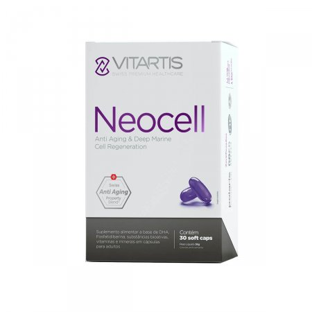 VITARTIS NEOCELL COM 30 CAPSULAS