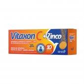 VITAXON C ZINCO 10 COMPRIMIDOS EFERVESCENTES