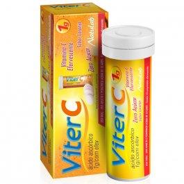 Vitamina C ViterC 1g com 10 comprimidos efervescentes