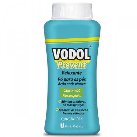 Vodol Prevent Relaxante Pó 100g | Drogasil.com Foto 1