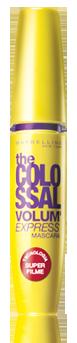 mascara de cilios colossal maybelline