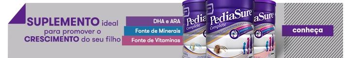 Pediasure Todos os nutrientes que seu filho precisa para crescer, Drogasil