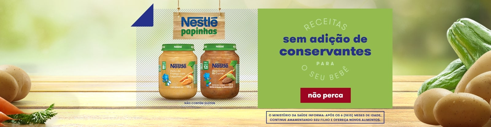 Papinha Nestlé