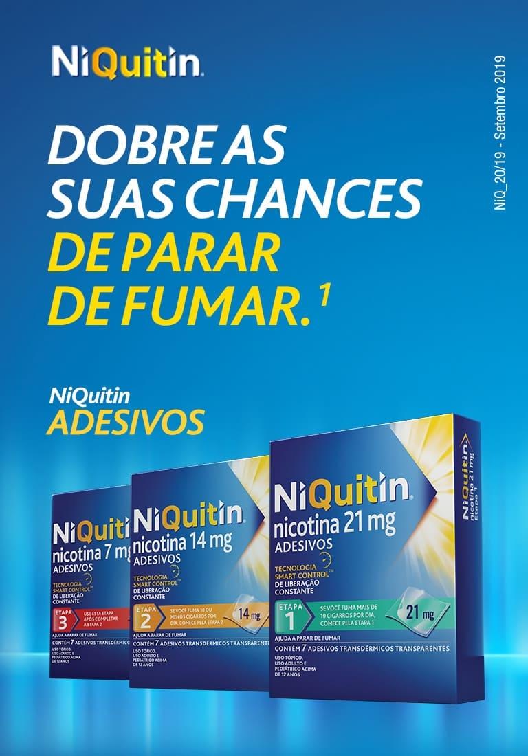 Niquitin Adesivo