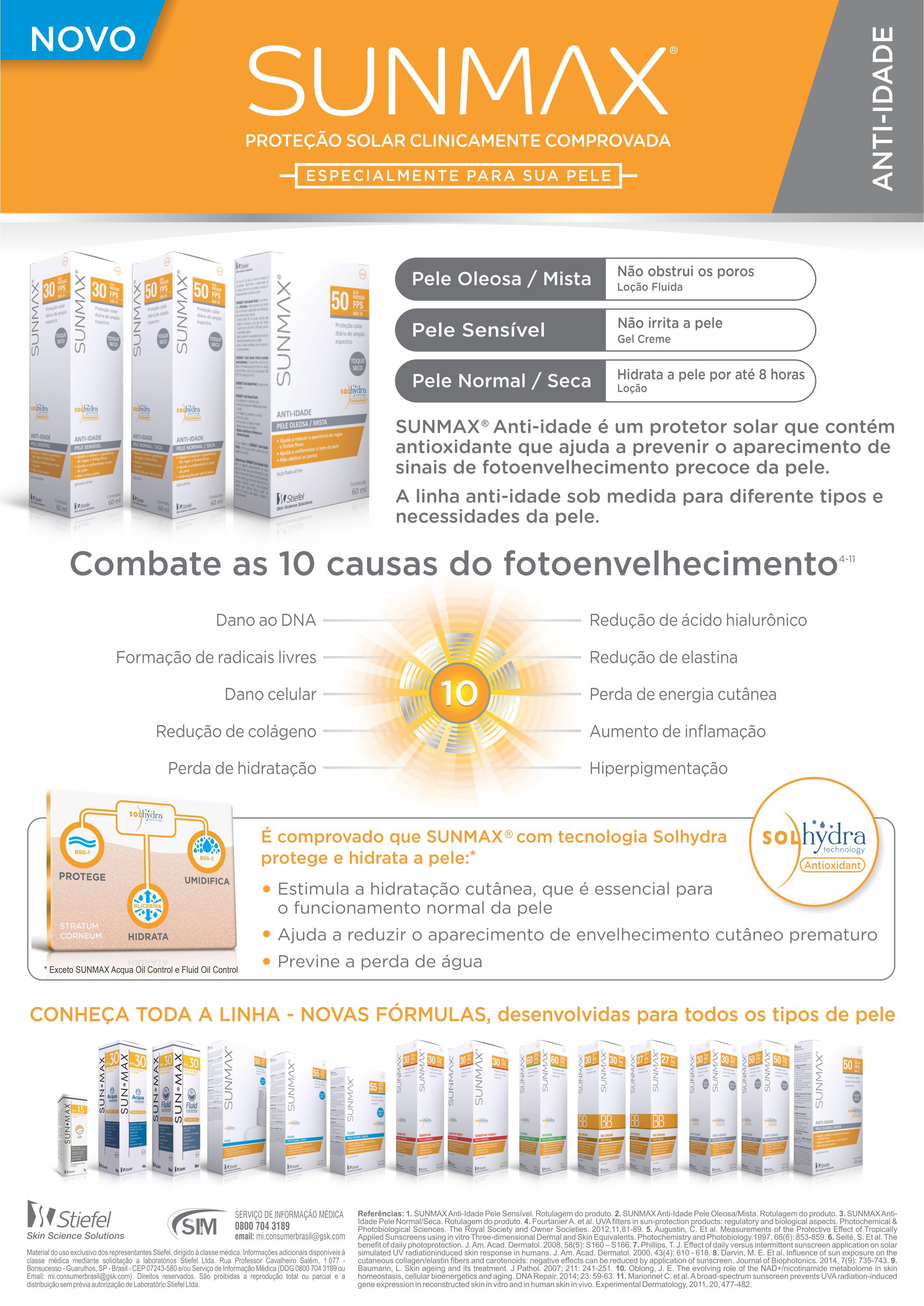 Sunmax Anti-Idade